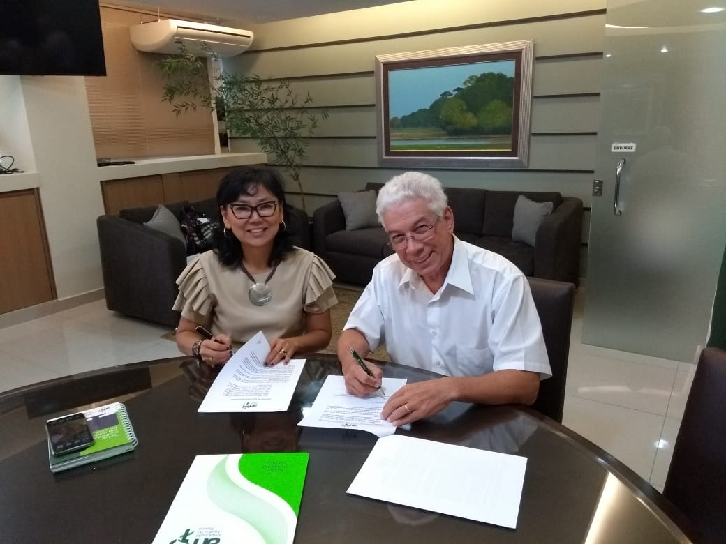 AML e AMP assinam acordo para planejamento da 2ª fase do Sinam em Londrina