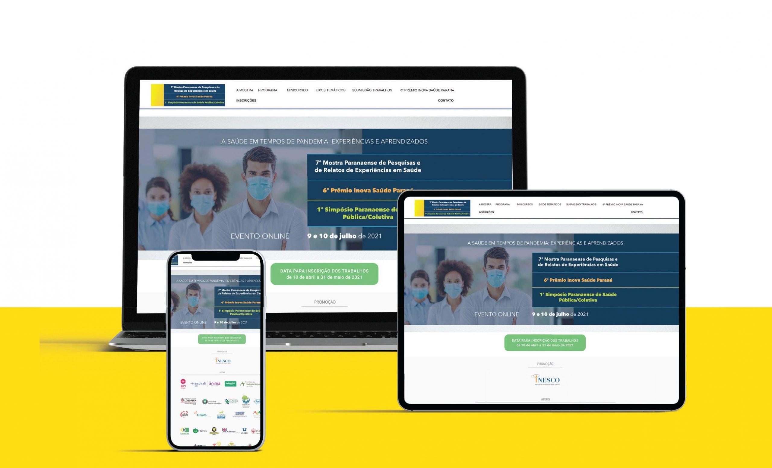 Mostra de Pesquisas em Saúde inscreve trabalhos científicos até 31 maio