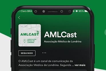 AMLCast: mais uma novidade na comunicação da Associação Médica, e já no ar
